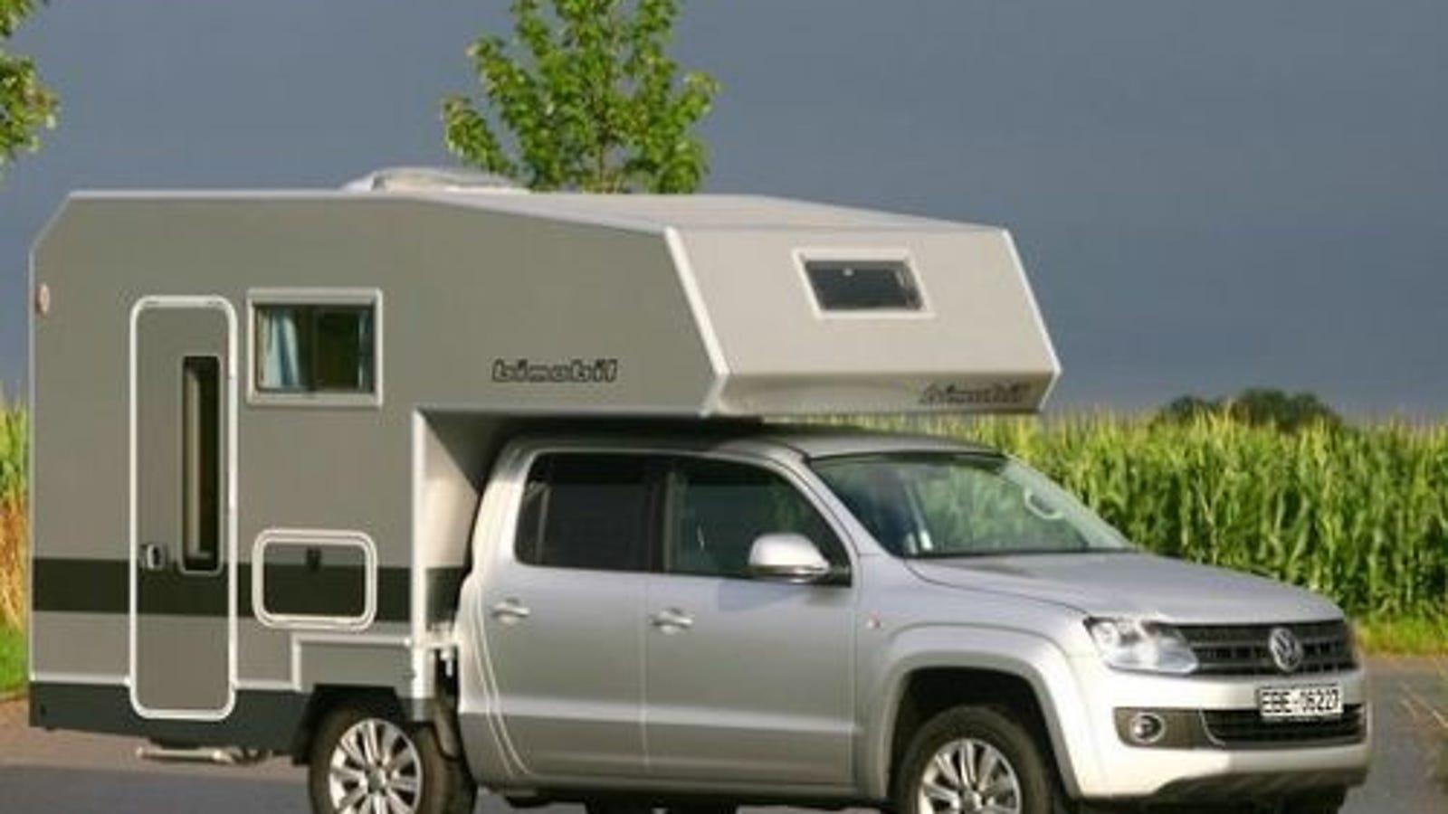 volkswagen amarok camper please don 39 t blame it on the recession