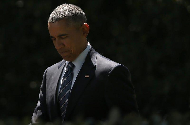 Illustration for article titled Barack Obama Says Prison Rape Jokes Are Never Okay