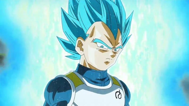 La última transformación de Goku y Vegeta tiene nuevo nombre, un poco menos ridículo