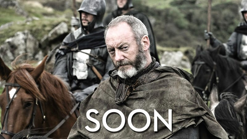 Illustration for article titled Game Of Thrones Season 4 Starts In April