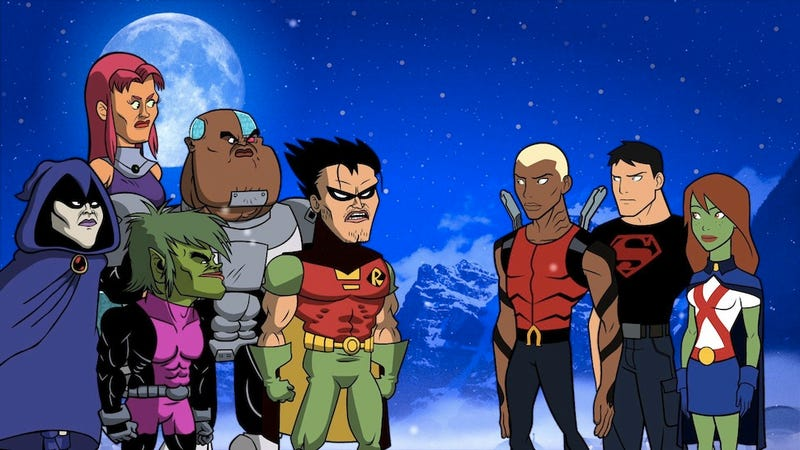 Illustration for article titled Young Justice Returns, Just Not In The Way You Want
