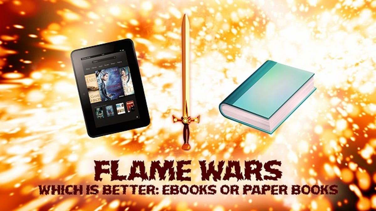 Ebooks or paper books your best arguments fandeluxe Image collections