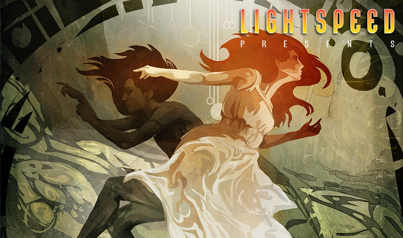 """Illustration for article titled LIGHTSPEED Presents: """"The Savannah Liars Tour"""" by Will McIntosh"""
