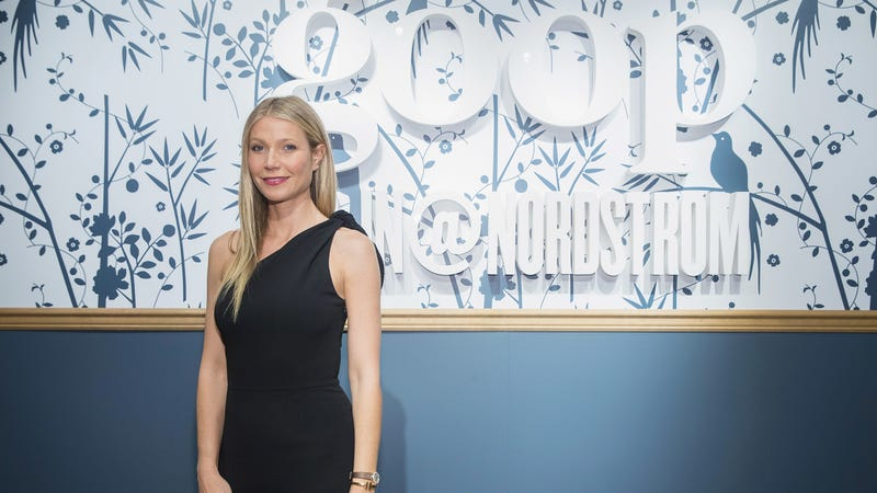 Illustration for article titled It is with a heavy heart that Gwyneth Paltrow has decided to fact-check Goop's wellness claims