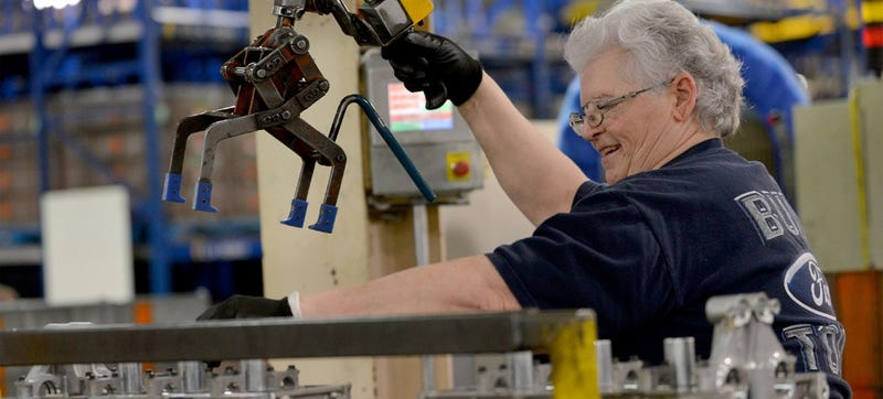 Illustration for article titled Ford V6 Trucks Outselling V8s Means Big Changes For Production