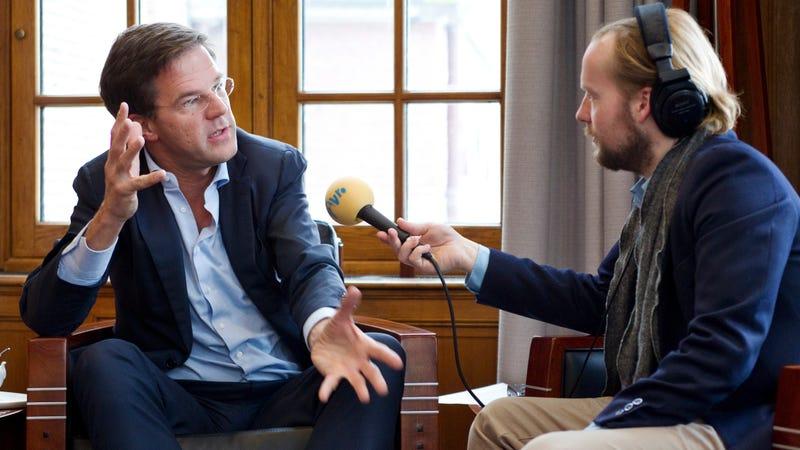 Photo via Minister-president Rutte