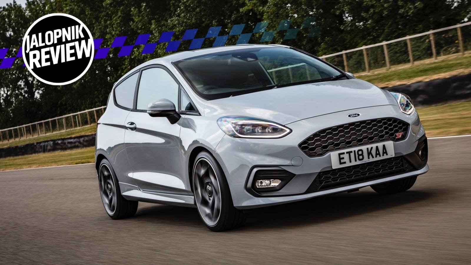 2018 Ford Fiesta ST: Even Better Than The Focus RS