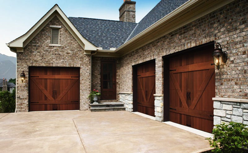 Illustration for article titled Step 4: Secure Your Man Cave With An Impenetrable Garage Door