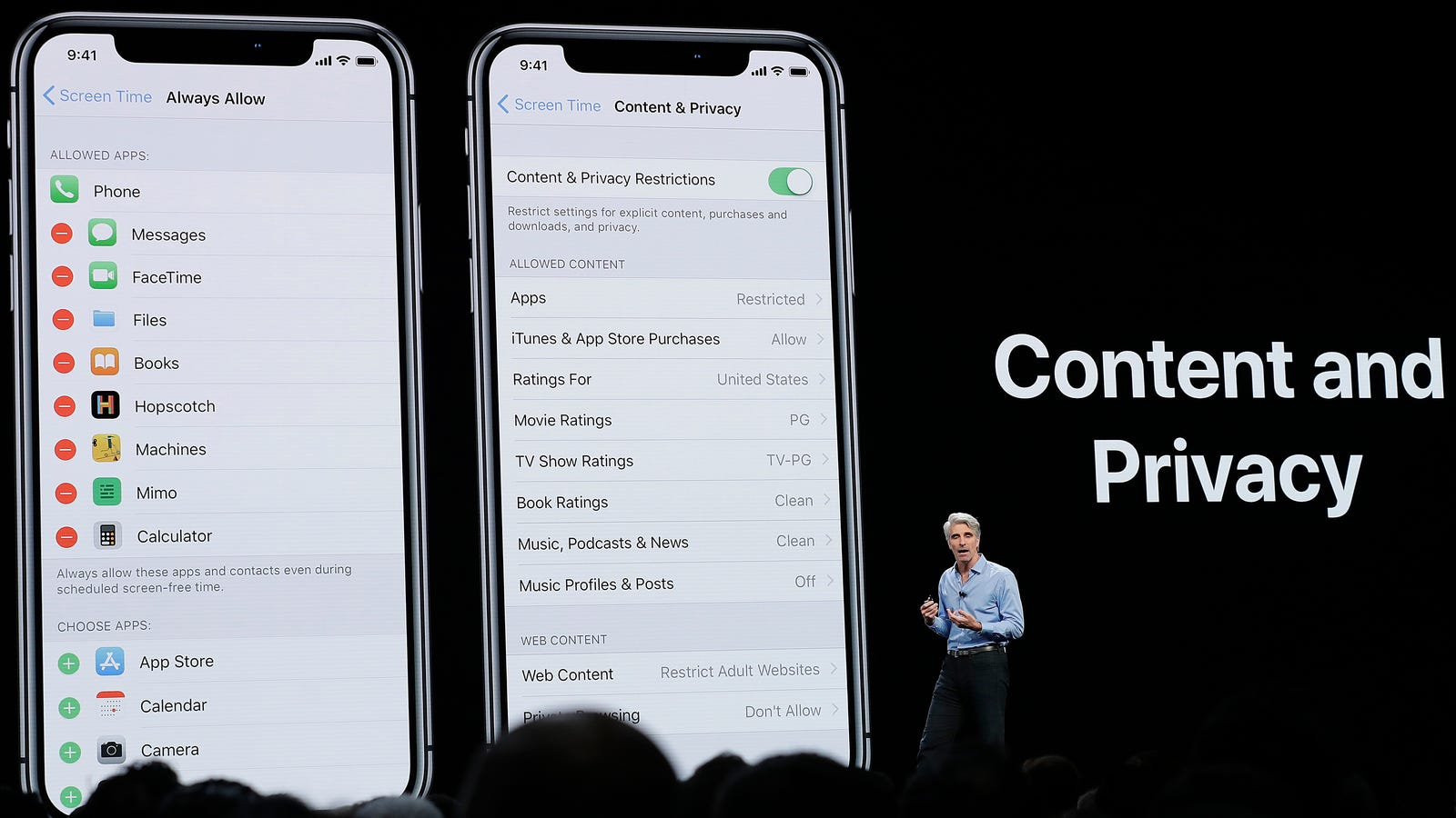 QnA VBage Apple Sure Is Riding a Very High Privacy Horse in Vegas