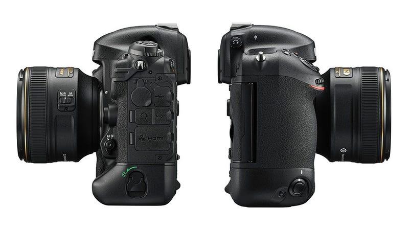 Nikon D4S: la cámara más profesional de Nikon se renueva por dentro