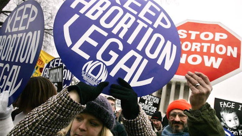 Reproductive Rights Advocates Condemn Dems' Support of Anti-Choice Candidates