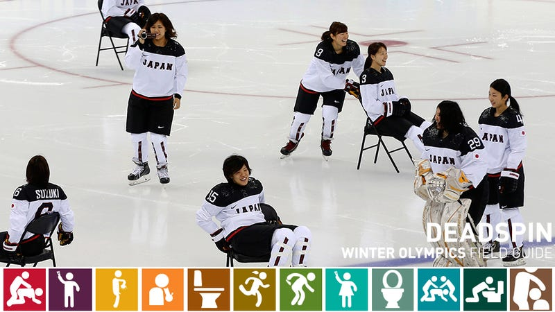Illustration for article titled Japan's Women's Hockey Team Is The Lovable Underdog Of The Olympics