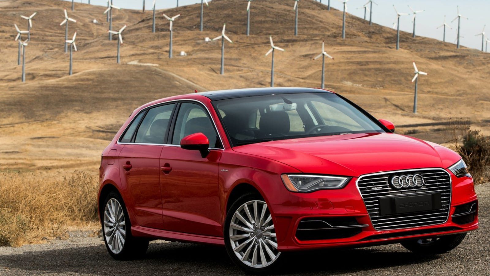 the 2016 audi a3 sportback e tron is a fun hybrid oddball but who 39 s going to buy one. Black Bedroom Furniture Sets. Home Design Ideas