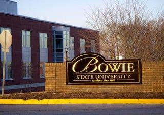 A student was murdered at Bowie State University. (Google)