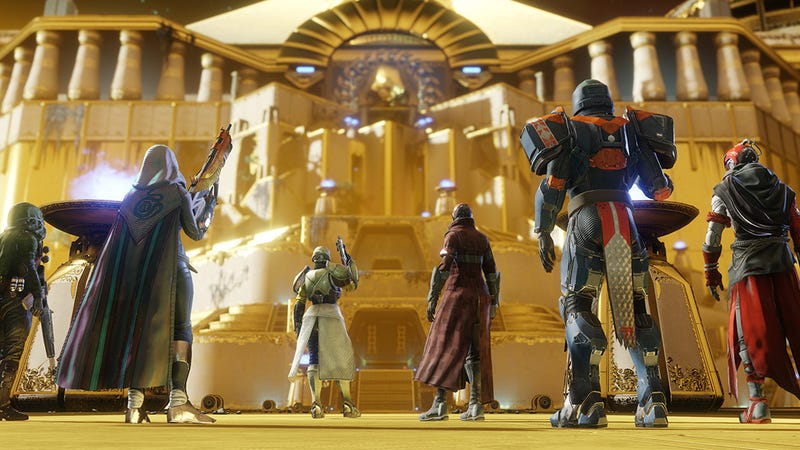 What a horrible, wonderful, beautiful thing Destiny 2's raid is