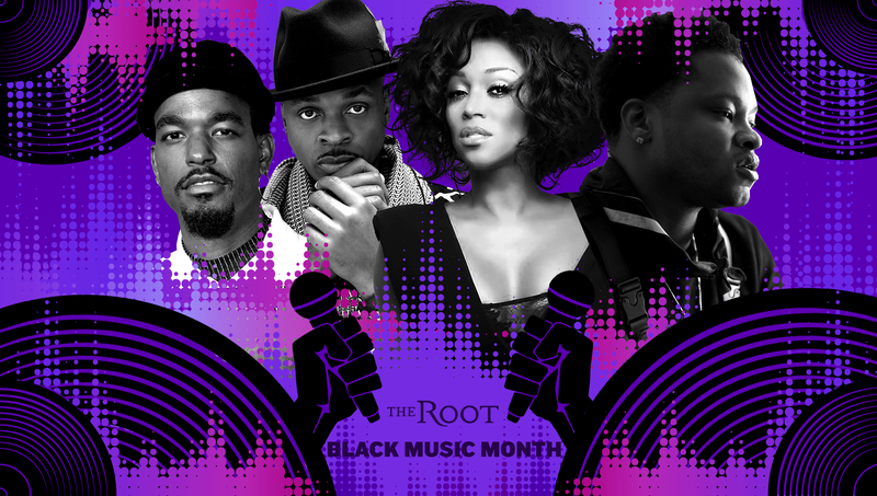 Luke James, Stokley, Chanté Moore, BJ the Chicago Kid