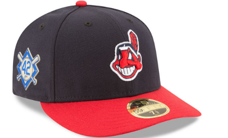 Illustration for article titled In Celebration Of Jackie Robinson Day, MLB Presents Racist Commemorative Cap