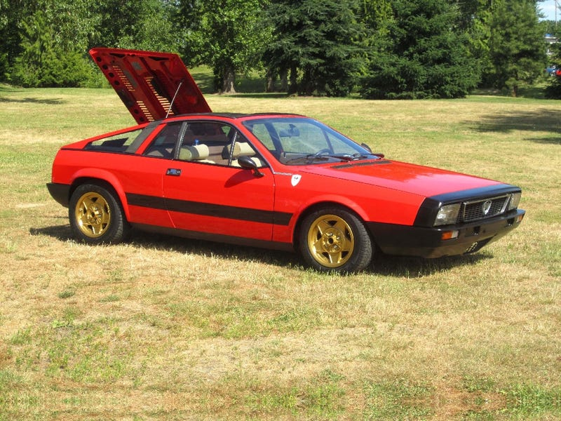 Illustration for article titled Somebody stop me, I want a Lancia Scorpion