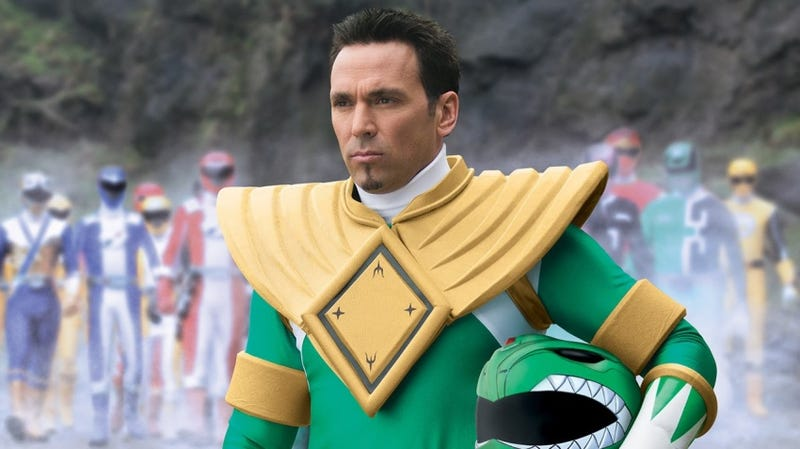Green 'Power Ranger' Jason David Frank Threatened at Comicon
