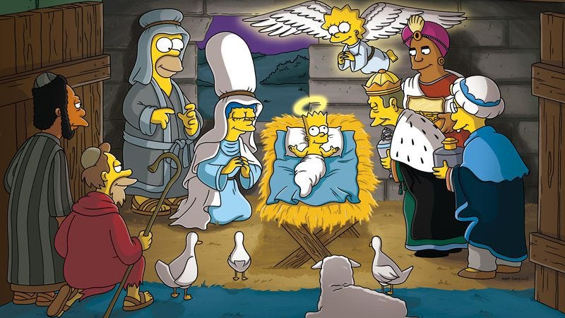 Illustration for article titled Sony to hop on the religion bandwagon by making an animated movie about The Nativity