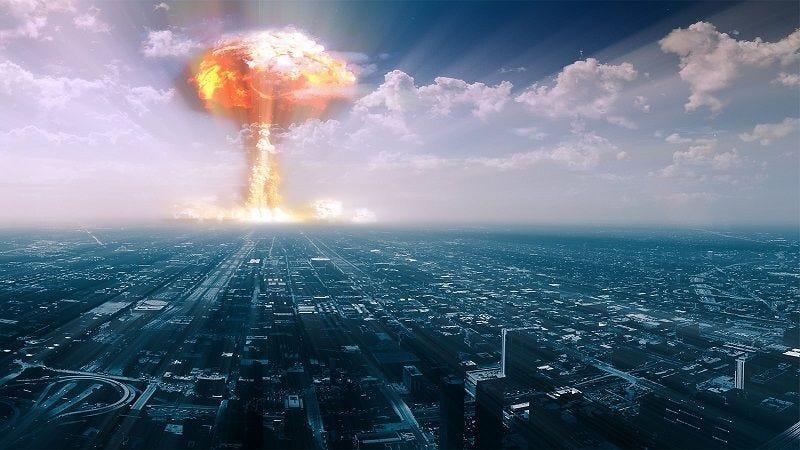 Resultado de imagen de Explosión nuclear