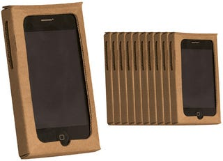 Illustration for article titled Recession Cardboard iPhone Case Matches My Furniture
