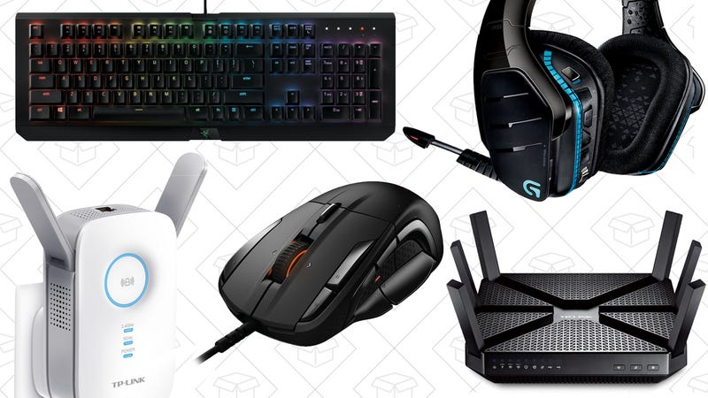 20% off gaming gear with code 20OFFE3