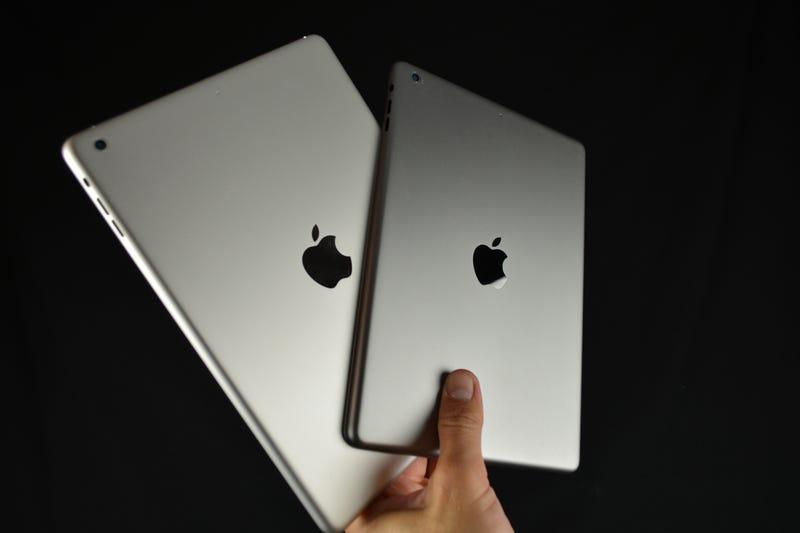 Illustration for article titled Las imágenes más claras del supuesto nuevo iPad