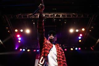 Chris Brown (Chelsea Lauren/Getty Images)