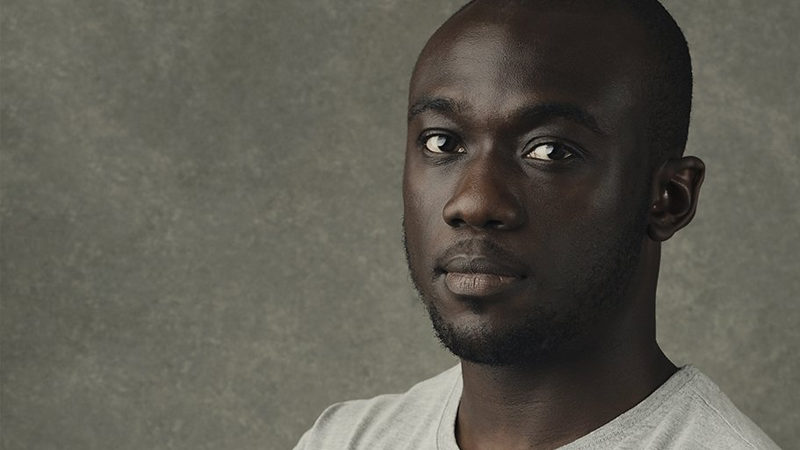 Welcome to Team TARDIS, Segun Akinola!