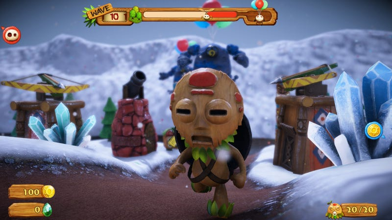 Illustration for article titled PixelJunk Monsters 2 Is Coming, And It Looks Gorgeous
