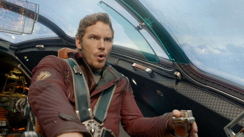 Illustration for article titled Jennifer Lawrence and Chris Pratt are being courted for a sci-fi love story