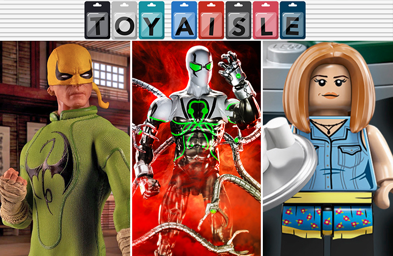 Doctor Octopus Calls for a Superior Action Figure, and More of the Best Toys of the Week