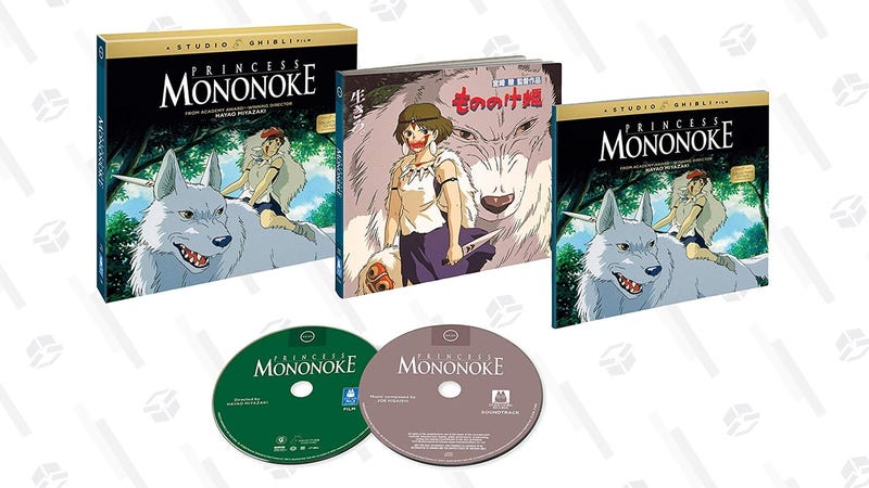 Princess Mononoke Collector's Edition | $35 | Amazon