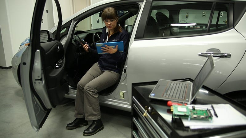 Illustration for article titled AT&T Brings Global LTE Connectivity to the Car
