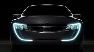 Illustration for article titled Kia to Show Off Sports Coupe Concept in Frankfurt
