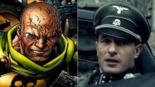 Illustration for article titled Avengers: Age of Ultron finds (and casts!) its second villain