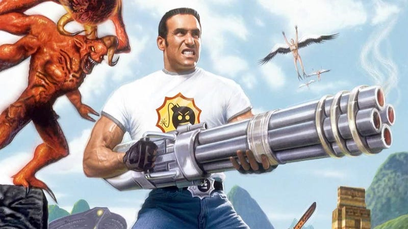 Illustration for article titled This Is The Summer Of Serious Sam 3
