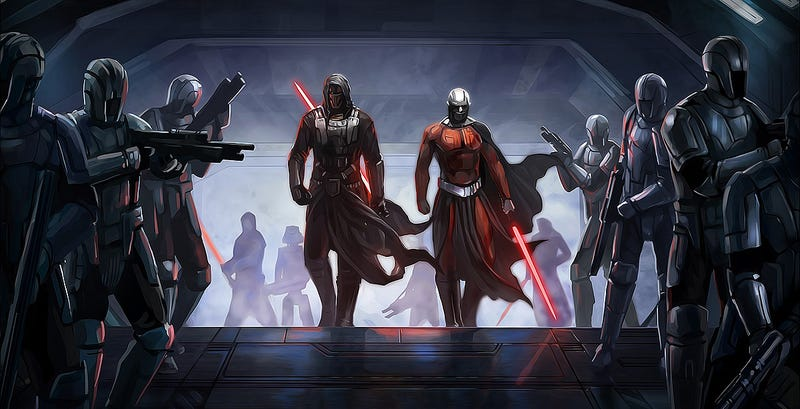 Illustration for article titled Esta genial idea sobre caballeros Jedi merece convertirse en juego