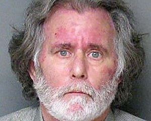 James Richard Verone stages robbery for medical attention. (Google)