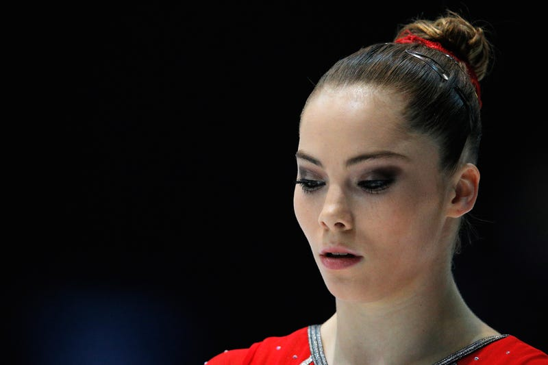 McKayla Maroney competes at the 2013 World Championships. Dean Mouhtaropoulos/Getty Images.