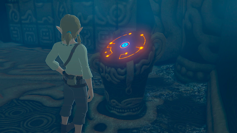 Illustration for article titled Hookshots, Wii U Maps, And Other Things Nintendo Cut From Zelda: Breath of the Wild