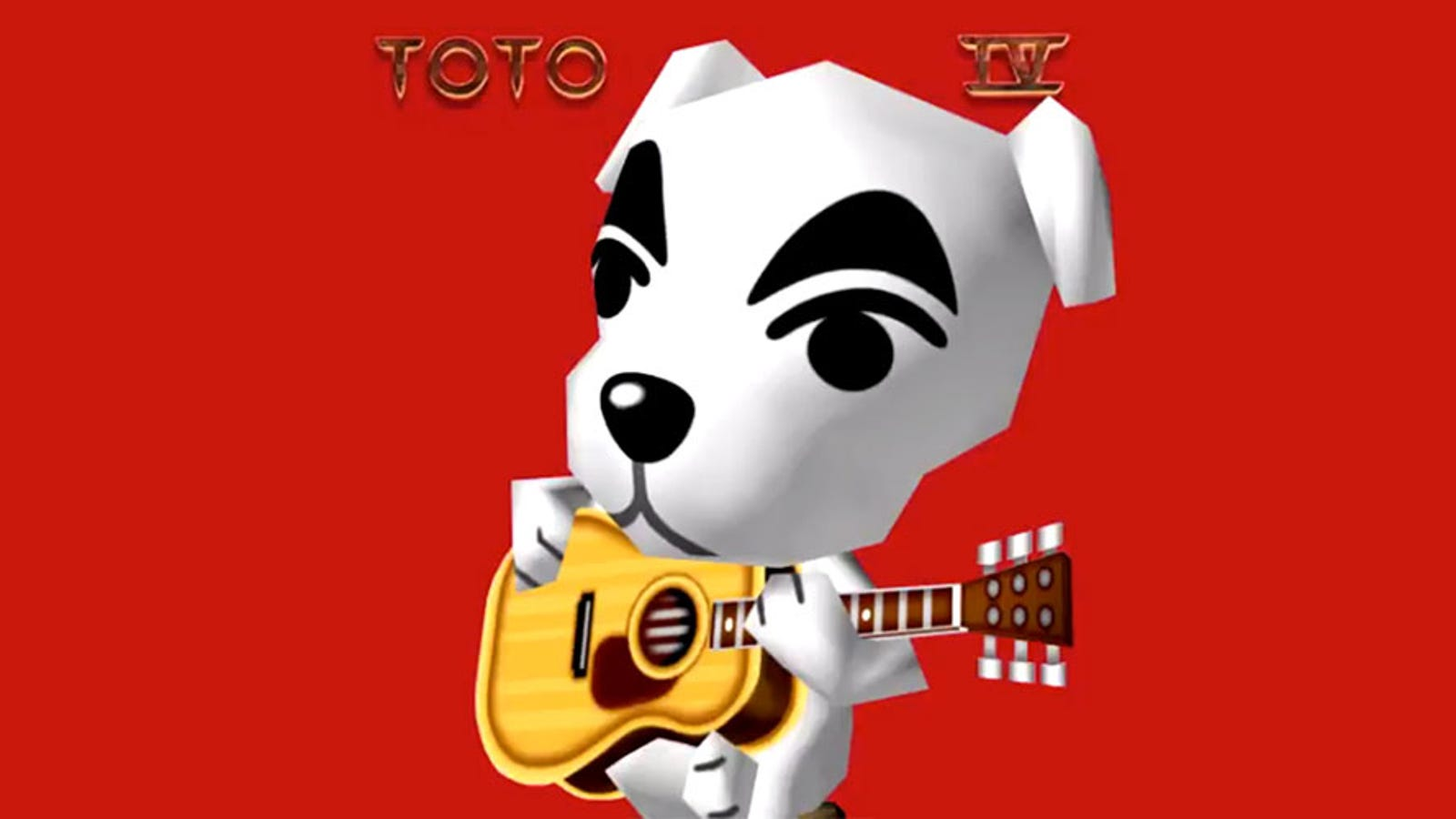 Africa, Only It's Sung By K K  Slider