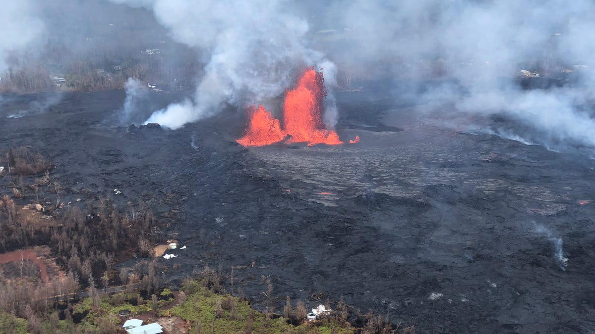 Image result for NEWS Hottest, Fastest Lava Yet Prompts Further Evacuations in Hawaii