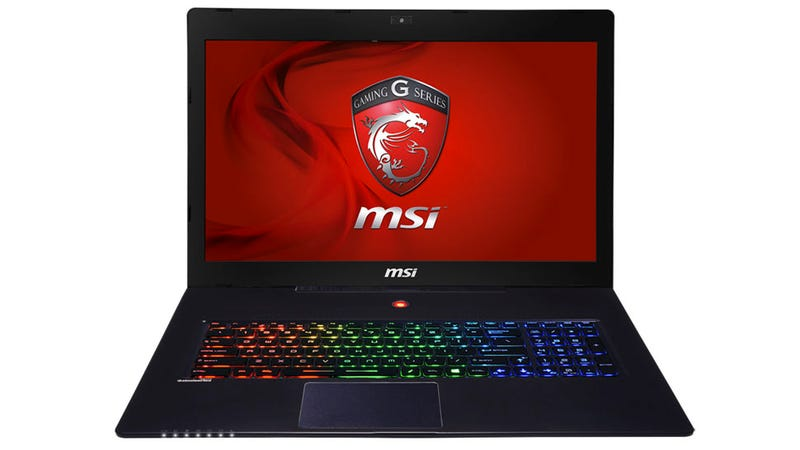Illustration for article titled El MSI GS70 bate récords de ligereza en laptops para jugar