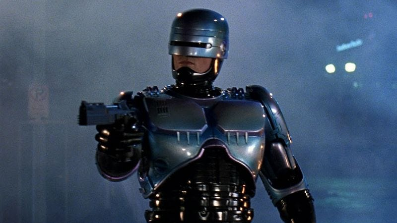 Illustration for article titled That RoboCop remake is now in the hands of Gran Torino writer