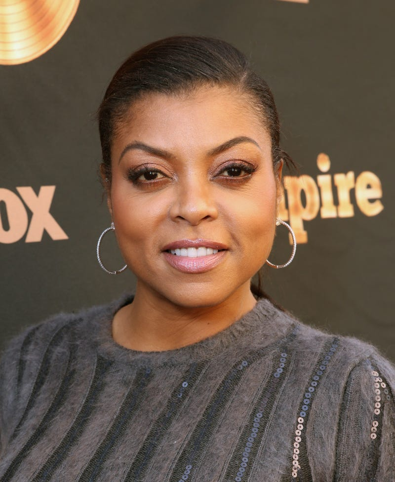 Taraji P. Henson Todd Williamson/Getty Images