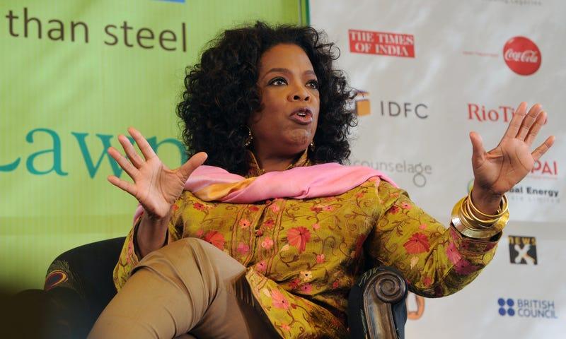 Oprah Winfrey (Prakash Singh/Getty Images)