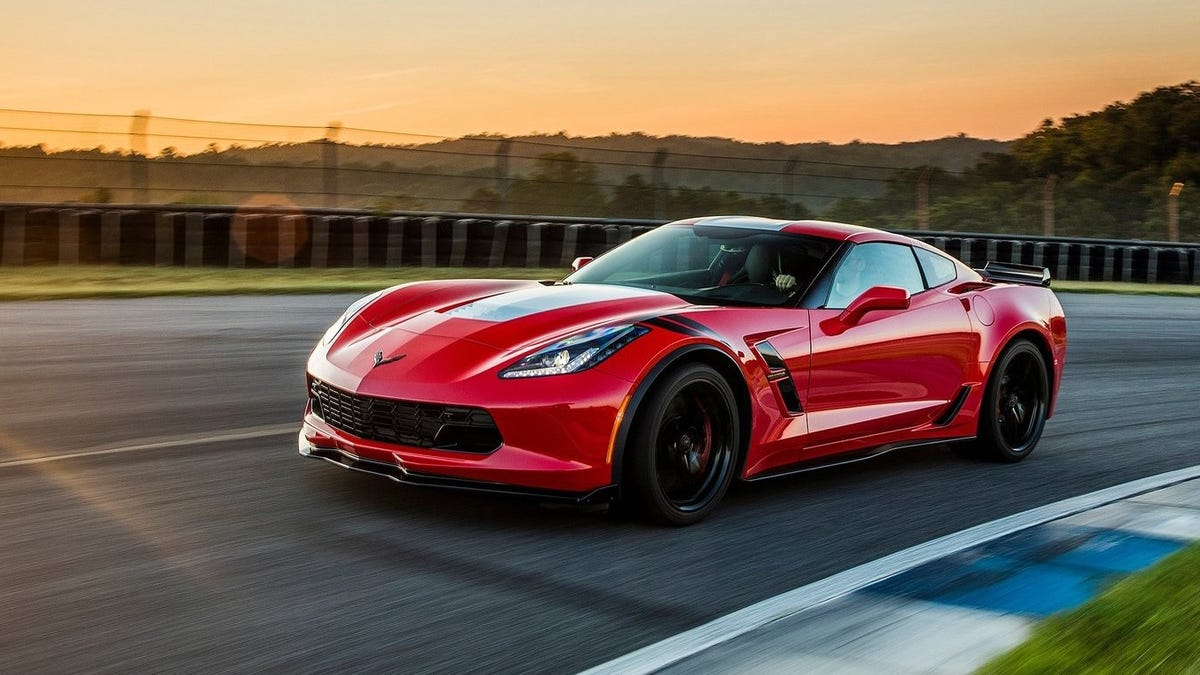 Get A Crazy Discount On A Corvette Right Now And Feel Better About ...