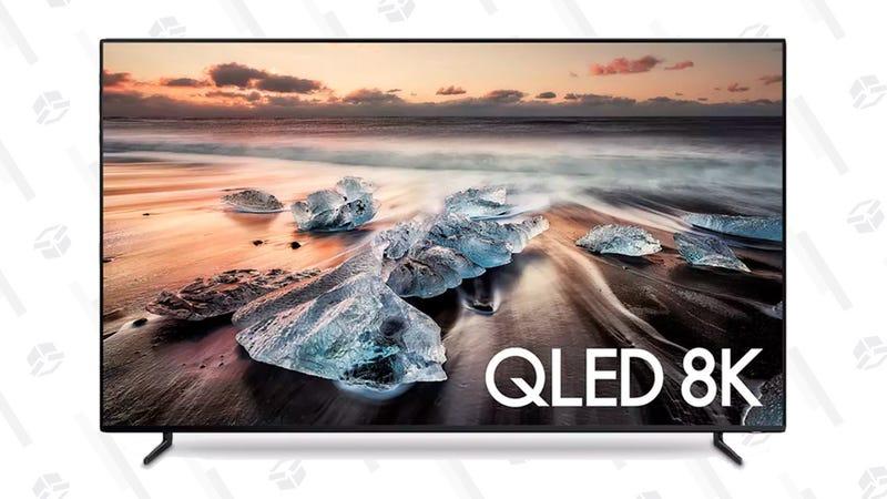 "Samsung Q900 8K QLED 82"" TV | $6,999 | Massdrop"